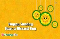 Good Morning Beautiful Sunday Images