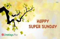 Good Morning My Love Happy Sunday