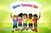 Happy Teachers Day Rose