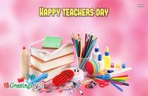 Happy Teachers Day Greeting