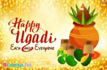 Happy Ugadi! Each And Everyone