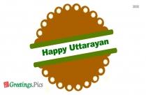 Happy Uttarayan