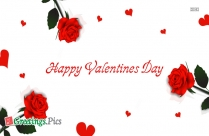 Happy Valentines Day Special Person