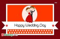 Happy Wedding Day Gif