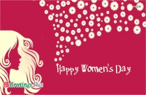 Happy Womens Day Wishes Cards