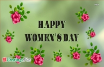 Happy Womens Day Gif