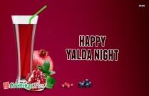 Happy Yalda Night Wallpaper