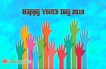 Happy Youth Day 2019