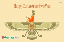 Happy Zoroastrian New Year