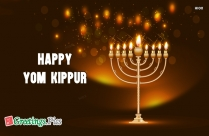 Have A Happy And Warm Yom Kippur