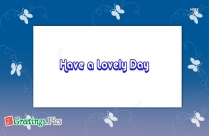Have a Sweet Day Greeting Image