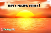 Happy Super Sunday Greetings