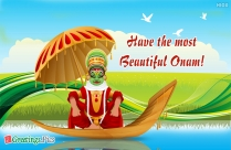 Happy Onam Ashamsakal Greetings