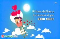 Love Greetings For Him