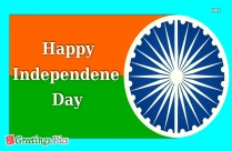 Happy Independence Day In India