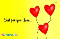 Happy Valentines Day Love Status for Whatsapp