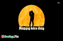 Kissing Day Pic