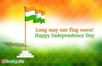 Happy Independence Day Flag Quotes