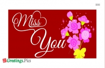 Miss U Good Morning Images