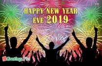 New Year Eve 2019