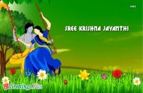 Sree Krishna Jayanthi Hd Photo