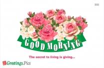 Good Morning Beautiful Words