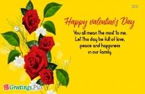 True Love Greetings Message
