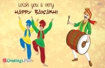 Happy Baisakhi Greetings | Happy Vaisakhi Greetings