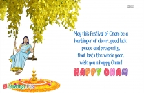 Happy Onam Wishes In Malayalam