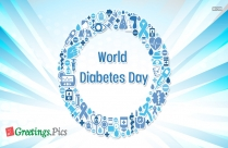 World Diabetes Day Greetings