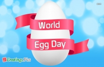World Egg Day 2019