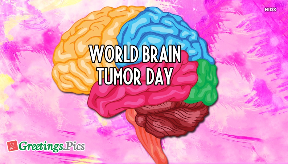 Brain Tumor Day 2020 Greetings