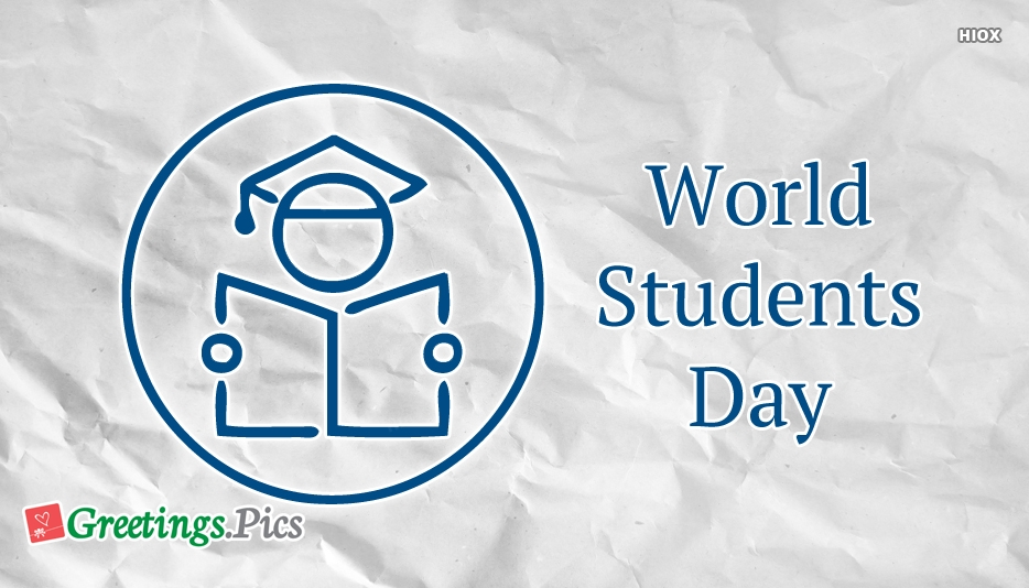 Students Day 2019 Greetings